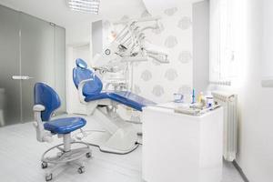 moderne tandheelkundige kantoor interieur foto