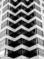 zwart-wit kantoor