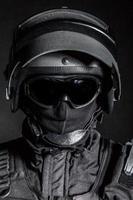 Russische speciale troepen foto