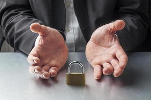 uw bedrijf beschermen met beveiligingssystemen foto