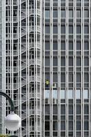gevel van het gebouw foto