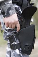 pistool holster foto