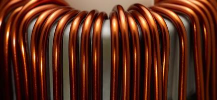 inductor detail foto