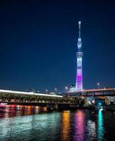 Toyko Sky Tree foto