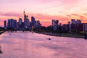 Frankfurt, Duitsland foto