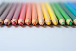 kleurpotloden foto