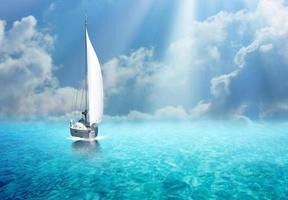oceaan foto