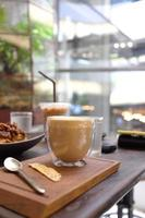 koffietijd, coffeeshop, café foto