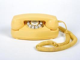 gele telefoon 2 foto