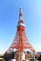 tokyo tower, tokyo, japan foto