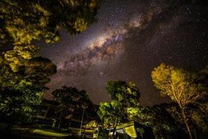 Fraser Island-sterren foto