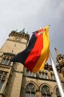 Duitse vlag foto