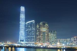 Hong Kong stadsgezicht foto