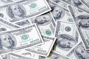Amerikaanse dollars foto
