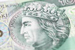 Poolse zloty foto