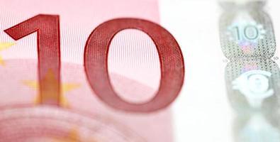 tien euro foto