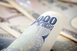 Japanse Yen foto