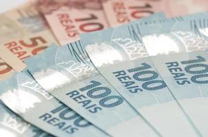 Braziliaanse munt - echt foto