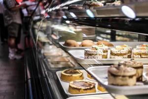 voedselmarkt foto