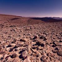 negev woestijn foto
