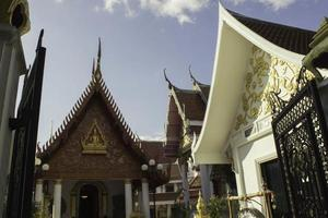 tempel van Thailand foto