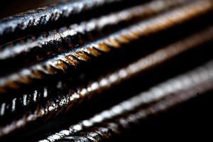 metalen staaf foto