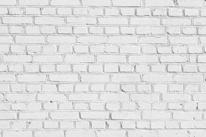 achtergrondstructuur van een oude bakstenen muur foto