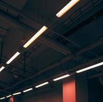 industrieel interieur foto