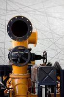 uitknippad vintage machine motor abstracte lijn achtergrond foto