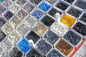 plastic onderdelen