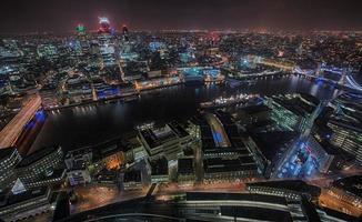 het grootste deel van Londen foto