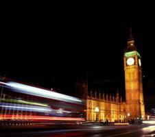 Big Ben in Londen foto