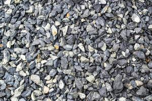 verbrijzelde steen