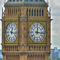 londen, big ben, angleterre, lieu touristique, parlementsgebouwen foto