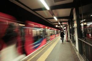 lichte spoorweg