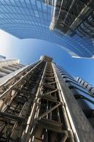 lloyds of london gebouw in de stad londen foto