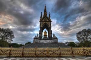 Albert Memorial, Londen foto