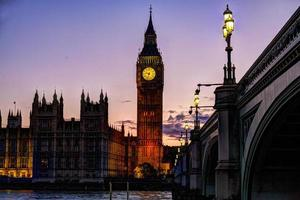Westminster Palace. Londen. foto
