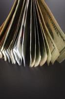 bankbiljetten foto