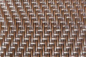 mooie houten mandtextuur. foto