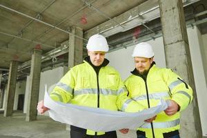 bouw bouwvakkers foto
