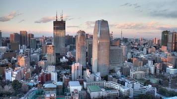 uitzicht op de stad foto