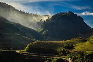 vallei Vietnam foto