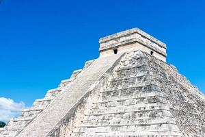 El Castillo, Chichen-Itza foto