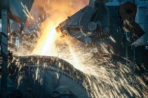 metallurgische werken foto