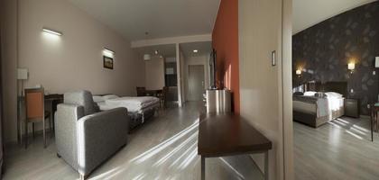 hotelkamer foto