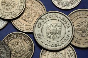 munten van Joegoslavië