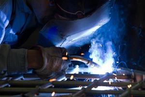 metaalbewerker foto