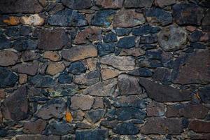 stenen muur textuur foto