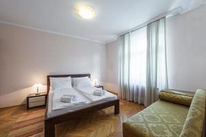hotel slaapkamer foto